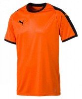 Puma LIGA Trikot golden poppy-black Herren