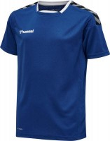 Hummel Authentic Poly Trikot TRUE BLUE Kinder