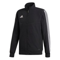 adidas Tiro 19 Präsentationsjacke black-white Kinder