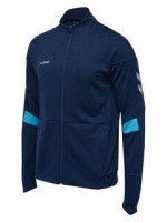 Hummel Tech Move Poly Zip Trainingsjacke SARGASSO SEA Herren