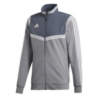 adidas Tiro 19 Präsentationsjacke grey-white Kinder