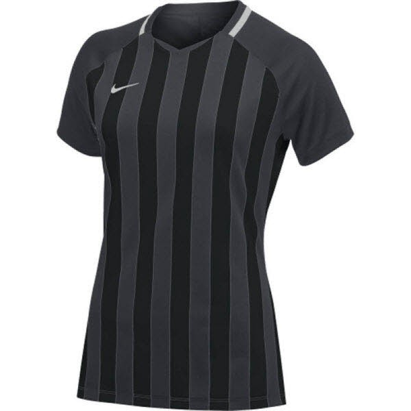 Nike Striped Division III Trikot Anthracite/Black Damen