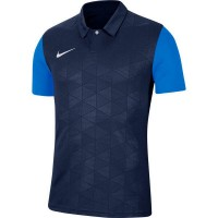 Nike Trophy IV Trikot Midnight Navy Kinder