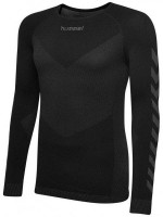 Hummel First Funktionsshirt black Herren
