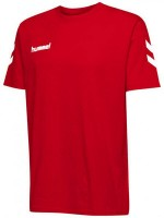Hummel Go Cotton T-Shirt true red Herren