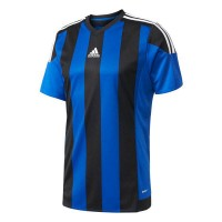 adidas Striped 15 Trikot boldblue-black Herren