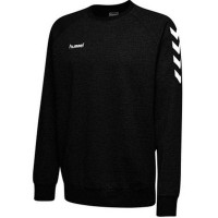 Hummel Go Cotton Sweatshirt black Herren
