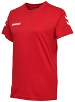 Hummel Go Cotton T-Shirt true red Damen