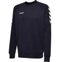 Hummel Go Cotton Sweatshirt marine Kinder
