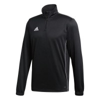 adidas Core 18 Trainingstop black-white Herren