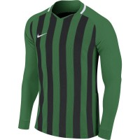 Nike Striped Division III Trikot PINE GREEN/BLACK/WHI Kinder