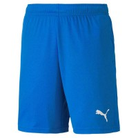 Puma teamGOAL 23 Knit Jr Shorts electric blue Kinder