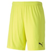 Puma teamGOAL 23 Knit Shorts fluo yellow-black Herren