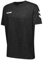 Hummel Go Cotton T-Shirt black Herren