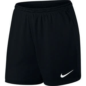 W PARK II KNIT SHORT NB schwarz