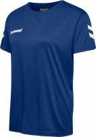 Hummel Core T-Shirt true blue Damen