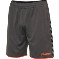 Hummel Authentic Poly Shorts asphalt Kinder