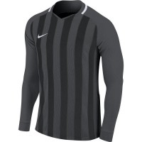 Nike Striped Division III Trikot ANTHRACITE/BLACK/WHI Kinder