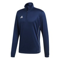 adidas Core 18 Trainingstop dark blue-white Herren