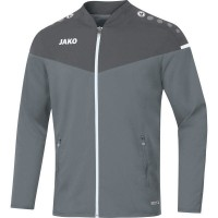 Jako Präsentationsjacke Champ 2.0 grau-anthrazit Kinder