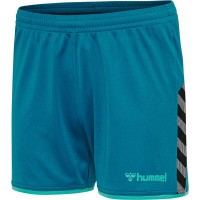 Hummel Authentic Poly Shorts celestial Damen