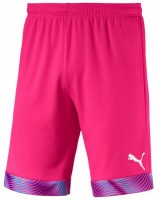 Puma CUP Shorts Jr fuchsia purple-aqua Kinder