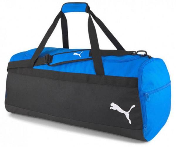 Puma Sporttasche TeamGOAL 23 L schwarz/blau Unisex - Bild 1