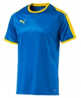 Puma LIGA Trikot electric blue-yellow Herren