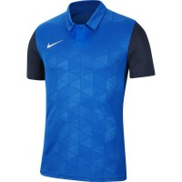 Nike Trophy IV Trikot Royal Blue Kinder