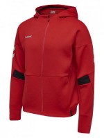 Hummel Tech Move Zip Hoody Kapuzenjacke TRUE RED Herren