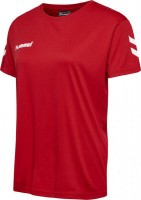 Hummel Core T-Shirt true red Damen