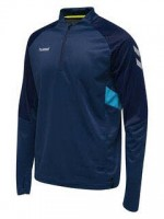 Hummel Tech Move Half Zip Sweatshirt SARGASSO SEA Herren