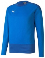 Puma teamGOAL 23 Training Sweat electric blue-blue Herren