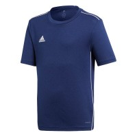 adidas Core 18 Trainingstrikot dark blue-white Herren