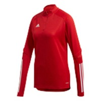 adidas Condivo 20 Trainings Top power red - white Damen