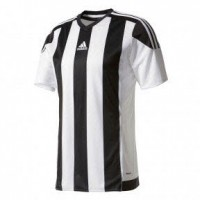 adidas Striped 15 Trikot WHITE/BLACK Herren