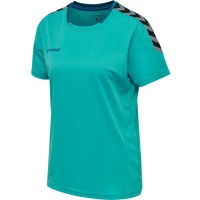 Hummel Authentic Poly Trikot bluebird Damen