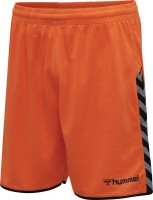 Hummel Authentic Poly Shorts tangerine Herren