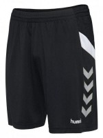 Hummel Tech Move Kids Poly Shorts Kinder BLACK Kinder