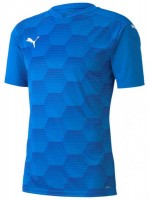 Puma teamFINAL 21 Graphic Trikot electric blue Herren