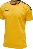 Hummel Authentic Poly Trikot SPORTS YELLOW-BLACK Herren