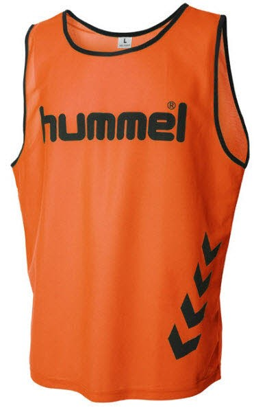 Hummel Fundamental Markierungshemd neon orange Herren