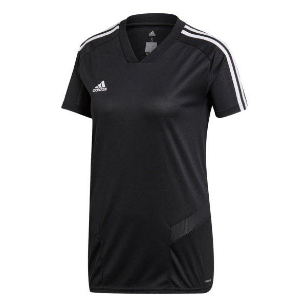 adidas Tiro 19 Trainingstrikot black-white Damen - Bild 1