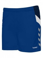 Hummel Tech Move Woman Poly Shorts Damen TRUE BLUE Damen