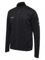 Hummel Tech Move Poly Zip Trainingsjacke BLACK Herren