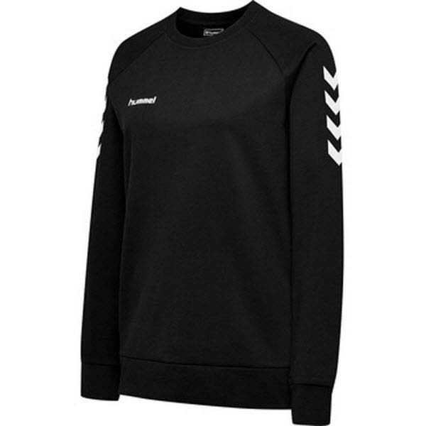Hummel Go Cotton Sweatshirt black Damen - Bild 1