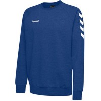 Hummel Go Cotton Sweatshirt true blue Herren