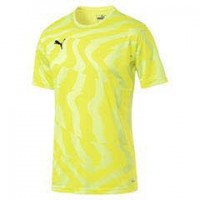 Puma CUP Core Trikot fizzy yellow-black Herren