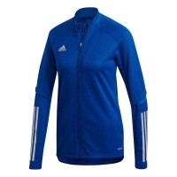 adidas Condivo 20 Trainingsjacke bold blue-white Damen