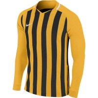 Nike Striped Division III Trikot UNIVERSITY GOLD/BLAC Kinder
